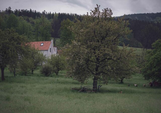 Dům pod kletí